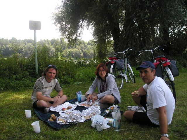 Picnic en ruta a Linz