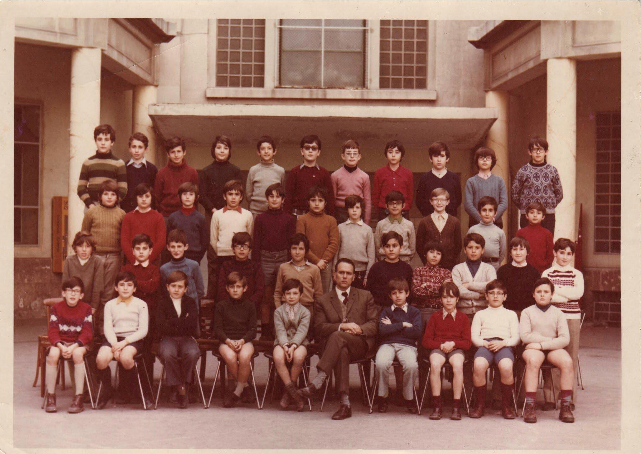 Curso 1969-70 HH Maristas de Valencia